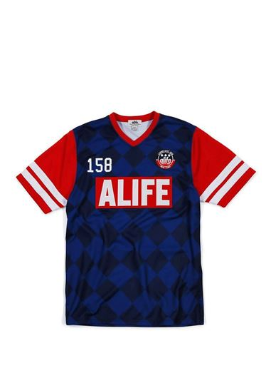 Picture of NEW GAME S S JERSEY Blue Navy 3f313ddc3